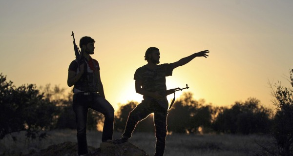 Who Are the Syrian Rebels the U.S. Wants to Arm and Train?