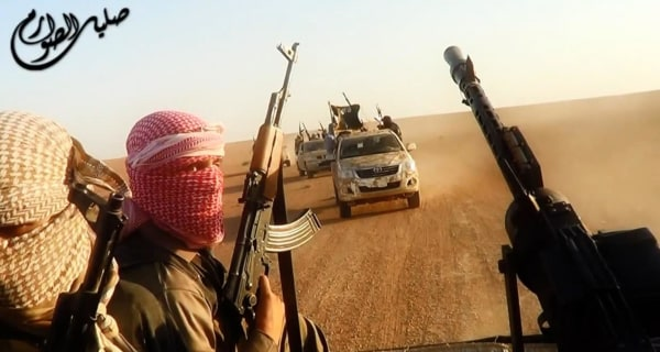 ISIS Pays Foreign Fighters $1,000 a Month: Jordan King