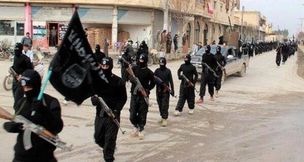 U.S., Arab Allies Strike ISIS in Syria