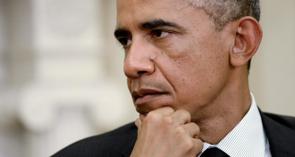 Obama on ISIS Airstrikes: 'This Is Not America's Fight Alone'