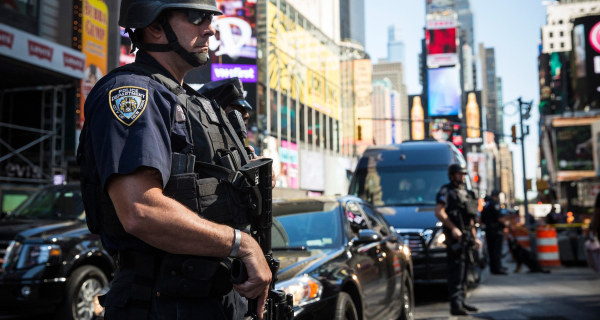 ISIS, Khorasan Mean U.S. at Highest Risk Since 9/11: New York's Top Cop