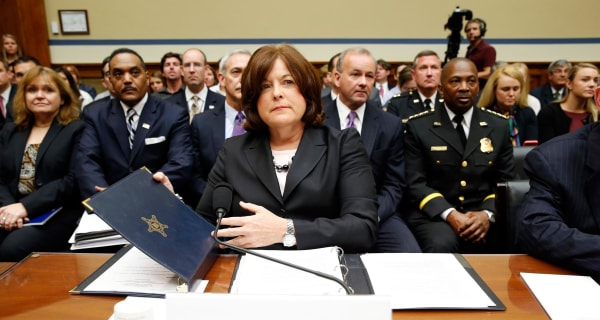 Watch Live: Secret Service Director Grilled on Capitol Hill