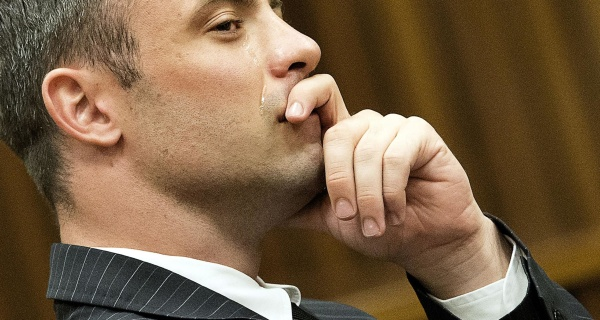 'Blade Runner' Oscar Pistorius Sentenced to Five Years in Jail