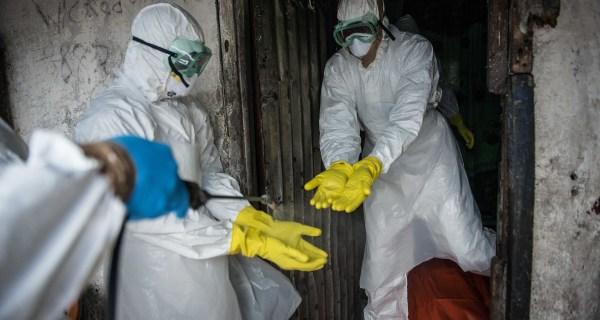 When Caring Kills: Ebola Kills Nurses Who Touched Baby