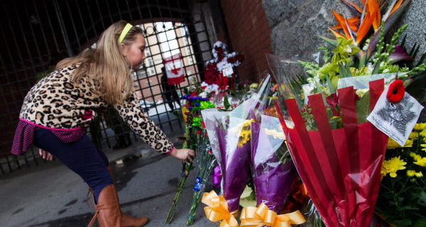 Ottawa Shootings: The Day 'Canada Lost Its Innocence'