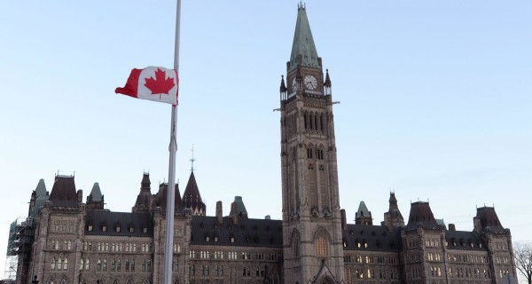 Tributes to Canada Soldier as Shaken Parliament Returns to Work