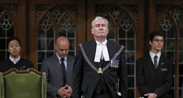 Canada Sergeant-at-Arms Kevin Vickers Hailed Hero Over Gun Attack