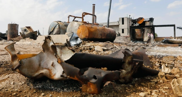 Syrian Regime, Iraqi Kurds Among Those Buying ISIS Oil: Official