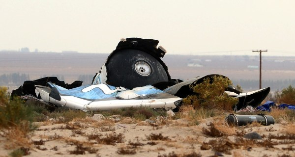 SpaceShipTwo Shattered: What We Know About Rocket Plane's Fatal Flight