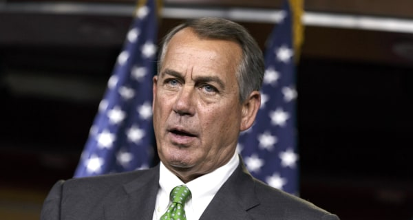 House GOP File Lawsuit Against Obama