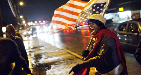 Ferguson Prepares for Fallout From Michael Brown Grand Jury Decision