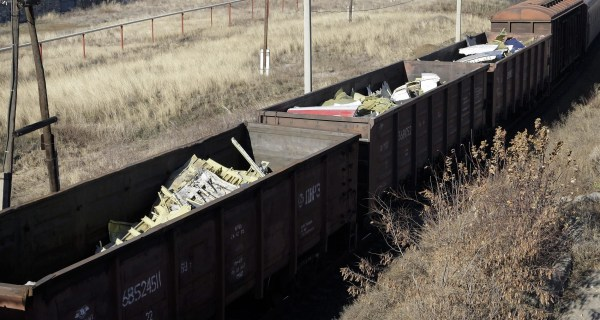 Dutch Complete Recovery of MH17 Wreckage: Government