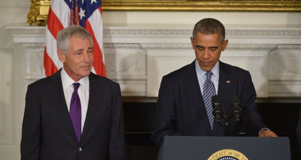 'Greatest Privilege of My Life': Chuck Hagel Resigns as Defense Secretary