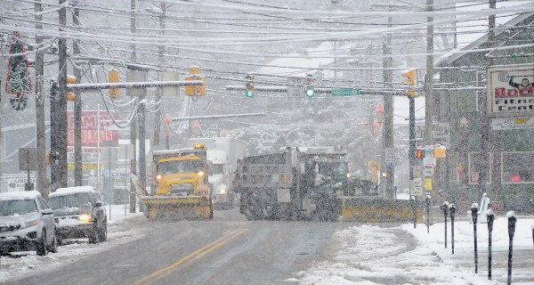 Thanksgiving Storm Leaves 248K in Darkness From West Virginia to Vermont