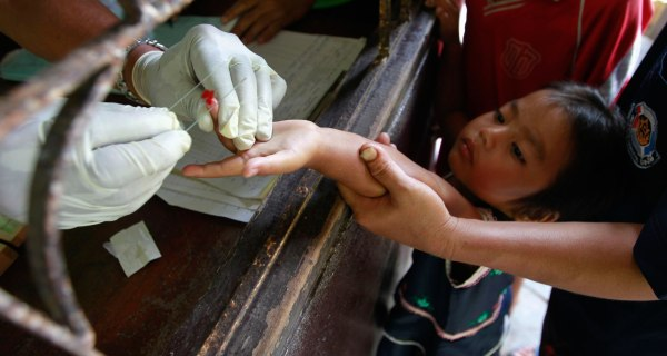 Drug-Resistant Malaria Is 'Disaster in the Making,' Expert Warns