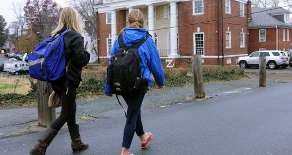 Anger as Sorority Sisters Asked to Skip UVA Frat Parties for Their 'Safety and Well-Being'
