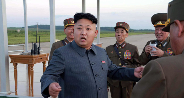 'Blow Up Those Citadels': North Korea Threatens, Blames U.S. for 'Interview'