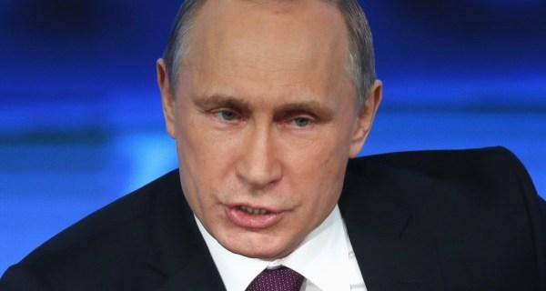 Vladimir Putin: Russia's Economy, Ruble Will Recover