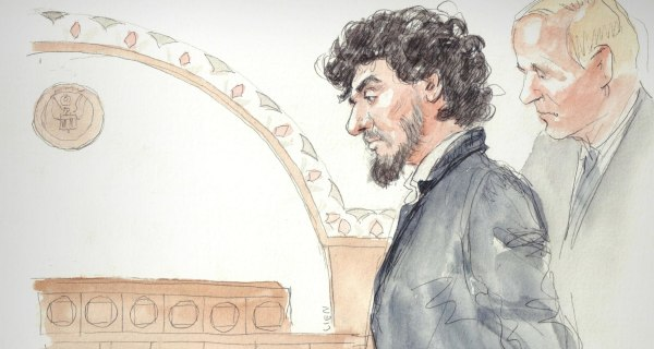 Boston Bombing Suspect Dzhokhar Tsarnaev Speaks in Federal Court