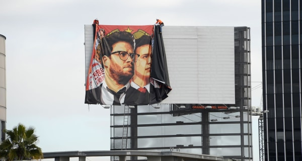 'We Have Not Caved': Sony CEO Defends 'The Interview' Decision