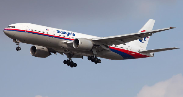 Biggest Mystery of 2014: The Puzzle of Missing MH370