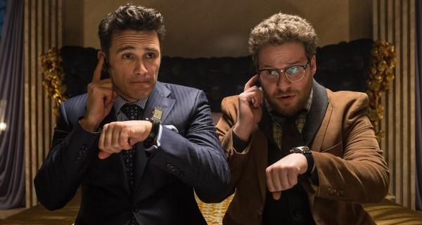 Sony Is Streaming 'The Interview' Starting Today
