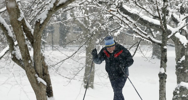 'Historic' Snowstorm Threatens New England With Likely Blizzard