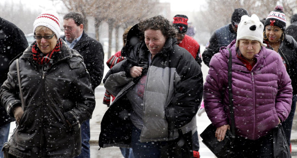 Blizzard 2015: 250-Mile Stretch of Northeast Braces for Storm