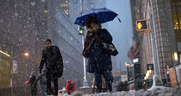Airports, Highways, Cities Close as Historic Northeast Blizzard Looms