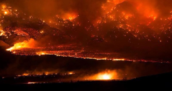 Northern California Wildfire Mostly Contained but Wind Poses Hazards