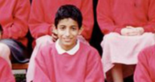 Jihadi John at Age 10: I'll Be Soccer Player When I Grow Up