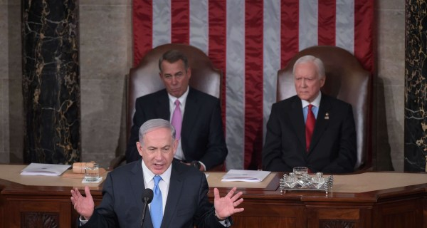 Israeli Prime Minister Benjamin Netanyahu to Address Congress