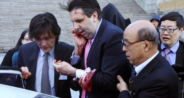 U.S. Ambassador Lippert Attacked in South Korea: How Did It Happen?