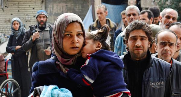 ISIS Seizes Yarmouk Refugee Camp in Damascus, Syria: Witnesses