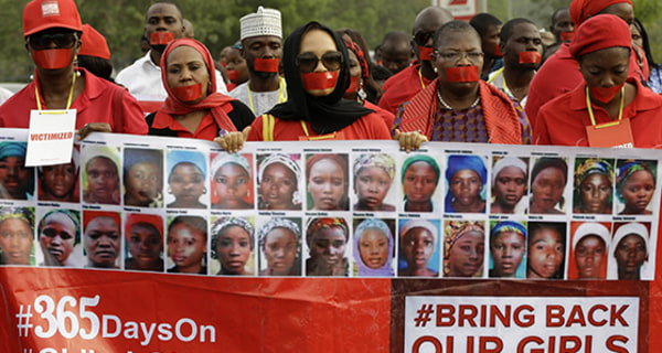 Two Years Later, Women in Congress Fight to #BringBackOurGirls