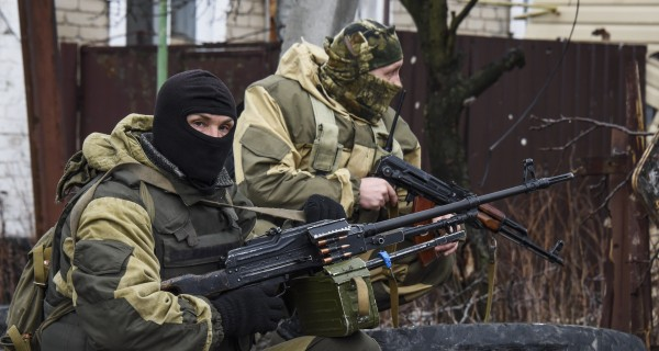 Russia Is Boosting Air Defenses Inside Eastern Ukraine: State Department
