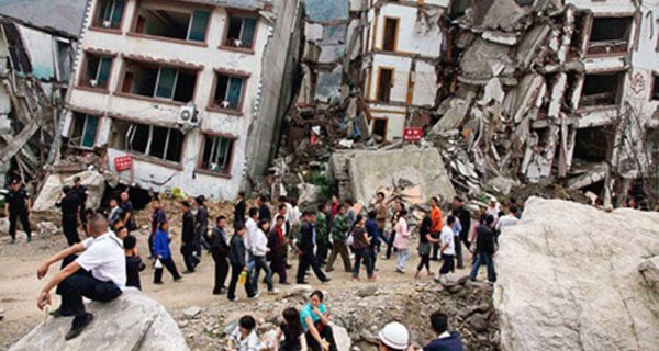 Nepal Earthquake: Nearly 1,400 Dead After 7.8-Magnitude Tremor