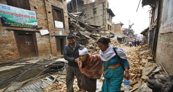 Nepal Earthquake: Major Aftershock Hits Kathmandu as Toll Climbs