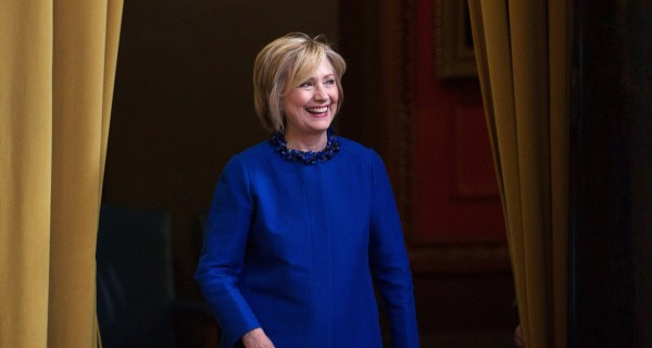 Despite Sustaining Hits, Hillary Clinton Remains 'Formidable' in 2016 NBC/WSJ Poll