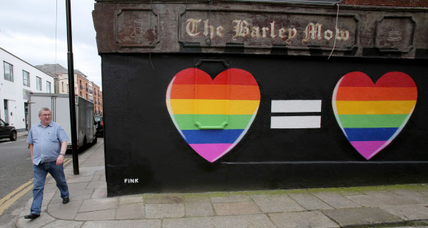 Ireland Gay Marriage Referendum: 'Yes' Campaign Poised for Victory