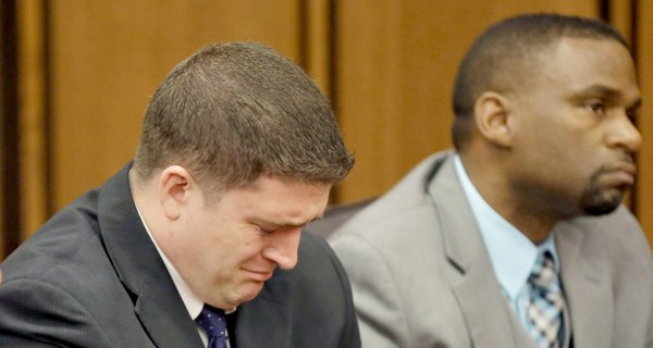 Cleveland Officer Michael Brelo Found Not Guilty in Car Hood Shooting