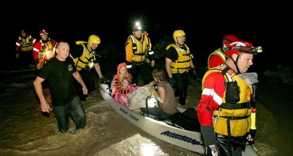 Texas, Oklahoma Floods: 12 People Missing as More Rain Forecast