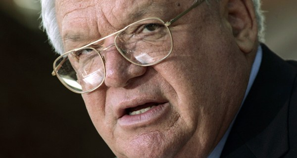 Former Speaker of U.S. House of Representatives Dennis Hastert Indicted