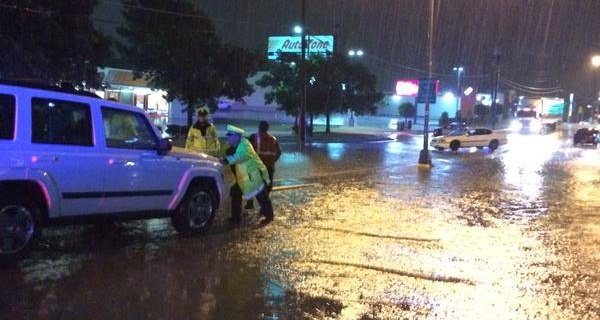 Texas Floods: Dozens Rescued as State Struggles With Record Rain