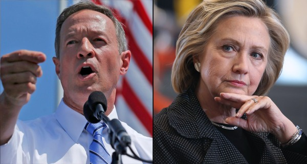 Analysis: Martin O'Malley Is Hillary Clinton's Strongest Rival, But He's Still Behind Her