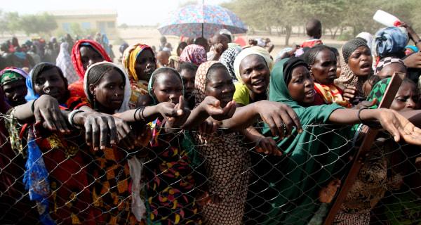Boko Haram Massacre Survivors Flee Nigeria to Island in Lake Chad
