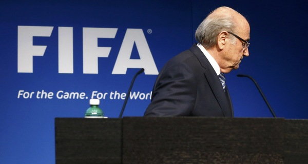FIFA President Sepp Blatter Will Resign Amid Soccer Corruption Scandal