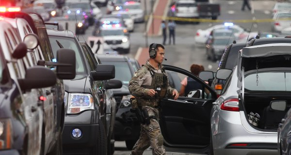 All Clear at Washington Navy Yard, Site of 2013 Rampage, After Reports of Shots