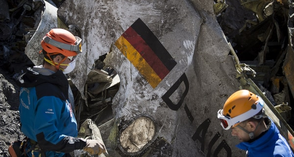 Germanwings Victims' Families 'Appalled' by Compensation Offer