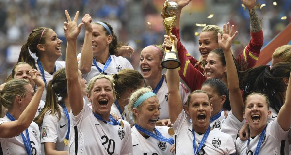 U.S. Beats Japan to Win First Women's World Cup Since 1999